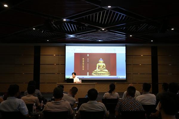 讲座 | 南宁市博物馆藏传佛教知识讲座—《藏传佛教文物赏析》